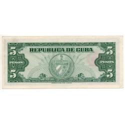 5 Pesos Pick 92 1960