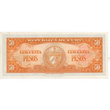50 Pesos Pick 80b