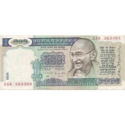 Inde 100 Rupees 1987 Pick 87a Sign. 85