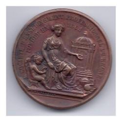Medaille Bronze Ste d' enseignement Pro. du Rhone