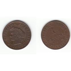 1 CENTIME CERES 1879 A DV1C0010