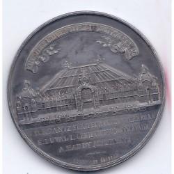 MEDAILLE Exposition Universelle 1878 Champs de Mars Massonnet éditeur
