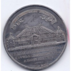MEDAILLE Expostion Universelle 1878 Champs de Mars Massonnet éditeur