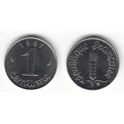 1 CENTIME EPI 1987 NEUF 1C0038
