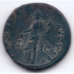 ROMAINES - Dupondius DOMITIEN 90-91 AP JC