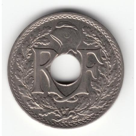 25 CENTIMES LINDAUER  Cmes souligné  1914   SUP   25C005