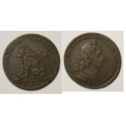 JETON ALLEMAGNE ARCHEVEQUE COLOGNE 1714