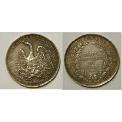 JETON PHENIX ASSURANCES SEINE INFERIEUR ET EURE 1818