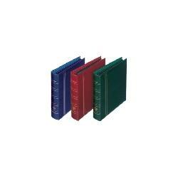 ALBUM OPTIMA BORDEAUX POUR BILLETS DE BANQUE 20 POCHETTES INCLUSES F333072