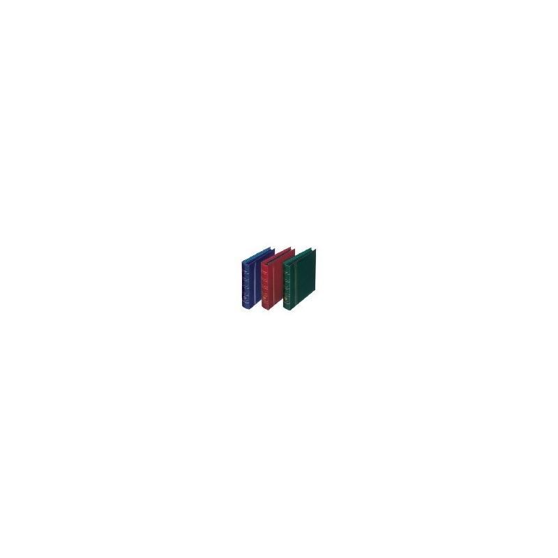 ALBUM OPTIMA  VERT FONCE  POUR BILLETS DE BANQUE  20 POCHETTES INCLUSES  F333738