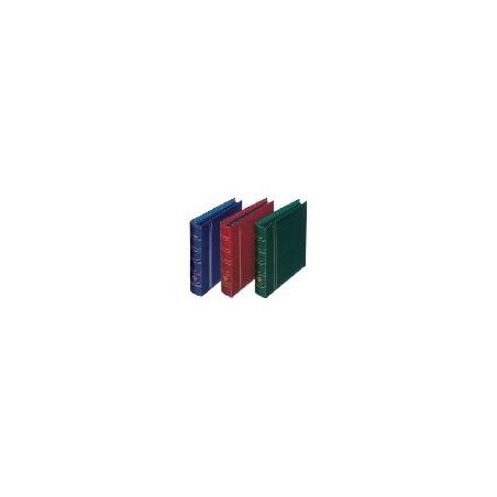 ALBUM OPTIMA  BORDEAUX  POUR BILLETS DE BANQUE  20 POCHETTES INCLUSES