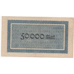 NOTGELD - AACHEN - 50.000 mark - 1923 (A011)