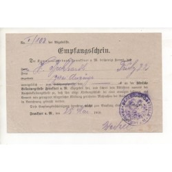NOTGELD - FRANKFURT (F040)