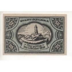NOTGELD - KELBRA - 25 pfennig (K038)