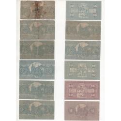 NOTGELD - KOLN - 28 different notes - 1919-1920 (K064)