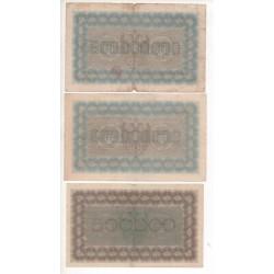 NOTGELD - KOLN - 4 different notes (K066)