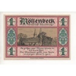NOTGELD - MOLLENBECK - 1 mark (M065)