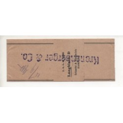 NOTGELD - NAHETAL - 5,000 mark (N003)