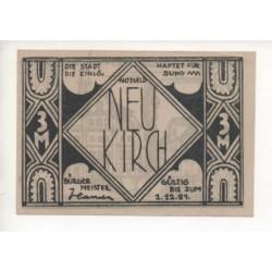 NOTGELD  - NEUKIRCH - 3 mark (N032)
