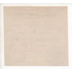 NOTGELD - NORDENHAM - 50 pfennig - TRES RARE (N082)