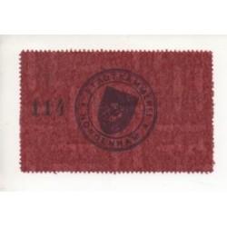NOTGELD - NORDERHAM - 50 pfennig - 30/04/1917 - RARE (N085)