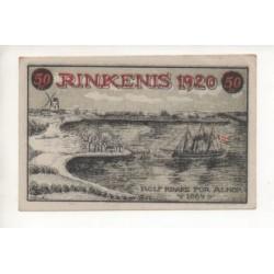 NOTGELD - RINKENIS - sans numéros - RARE (R055)