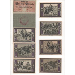 NOTGELD  STOLP - 32 different notes (S191)