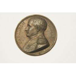 Medaille Incuse Essai LOUIS-PHILIPPE Ier Mémorial de Sainte-Hélène A.BOVY