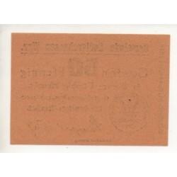 NOTGELD  GOSLERSHAUSEN - 50 pfennig - RARE - 1917 (S137)