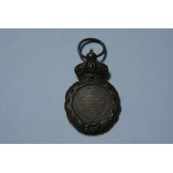 Médaille de St Hélène Napoléon Bonaparte 50mm 31 g