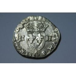 QUART ECU HENRI IV 1605 N MONTPELLIER