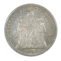 5 FRANCS HERCULE 1873 A Etat SUP