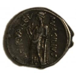 Romaine denier ACILIA 49 AV JC