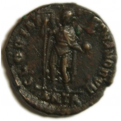Theodose I Maiorina Antioche GLORIA ROMANORUM392-395 ap JC