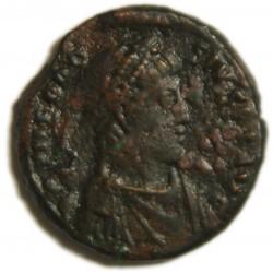 Theodose I Maiorina Antioche GLORIA ROMANORUM 392-395 ap JC