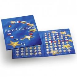 """Album Numismatique PRESSO, Euro-Collection Tome 2 """"Les nouveaux Lands"""""""