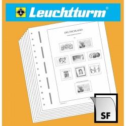 feuilles complémentaires SF FRANCE 2010-2013