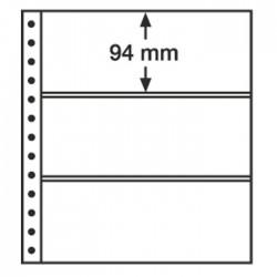 Feuilles R, 1 compartiment, noir