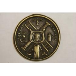 Médaille religieuse XVIII éme S. passion du christ
