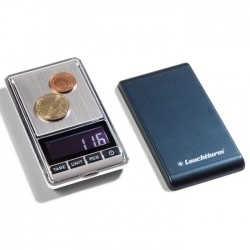 Balance digitale LIBRA 100, 0.01-100 g LEUCHTTURM