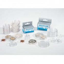 capsules rondes pour pièces de monnaie diamètre intérieur 14 mm