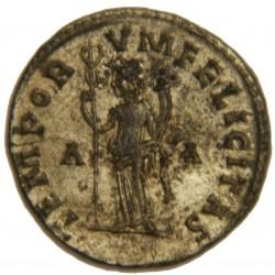 Aurélianus de TACITE Ric 65 - 276 ap jc Lyon
