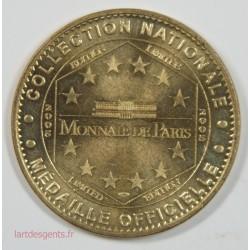 Médaille Touristique - Basilique Sacré coeur - 75018 Paris 2005B