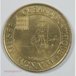 Médaille Touristique - Palais oceanographique (Monaco)2002