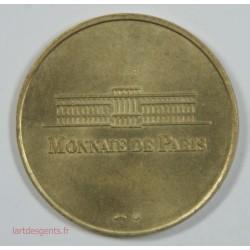 Médaille Touristique - Azay le rideau Chateau (37) 1998