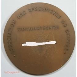 Medaille Association des Réservistes du Chiffre 1929-1979