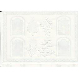 BLOC  JARDINS DE FRANCE SALON DU TIMBRE 2004 N 71