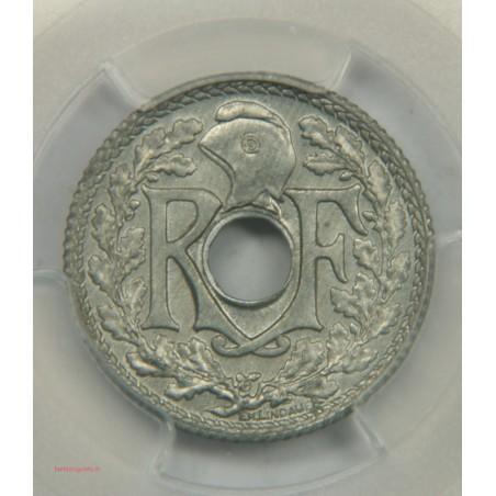 10 centimes, Cmes souligné et millésime avec points 1941 MS66 PCGS