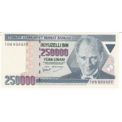 TURQUIE 100 MANAT NEUF 2005