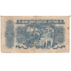 VIETNAM 100 DONG 1950
